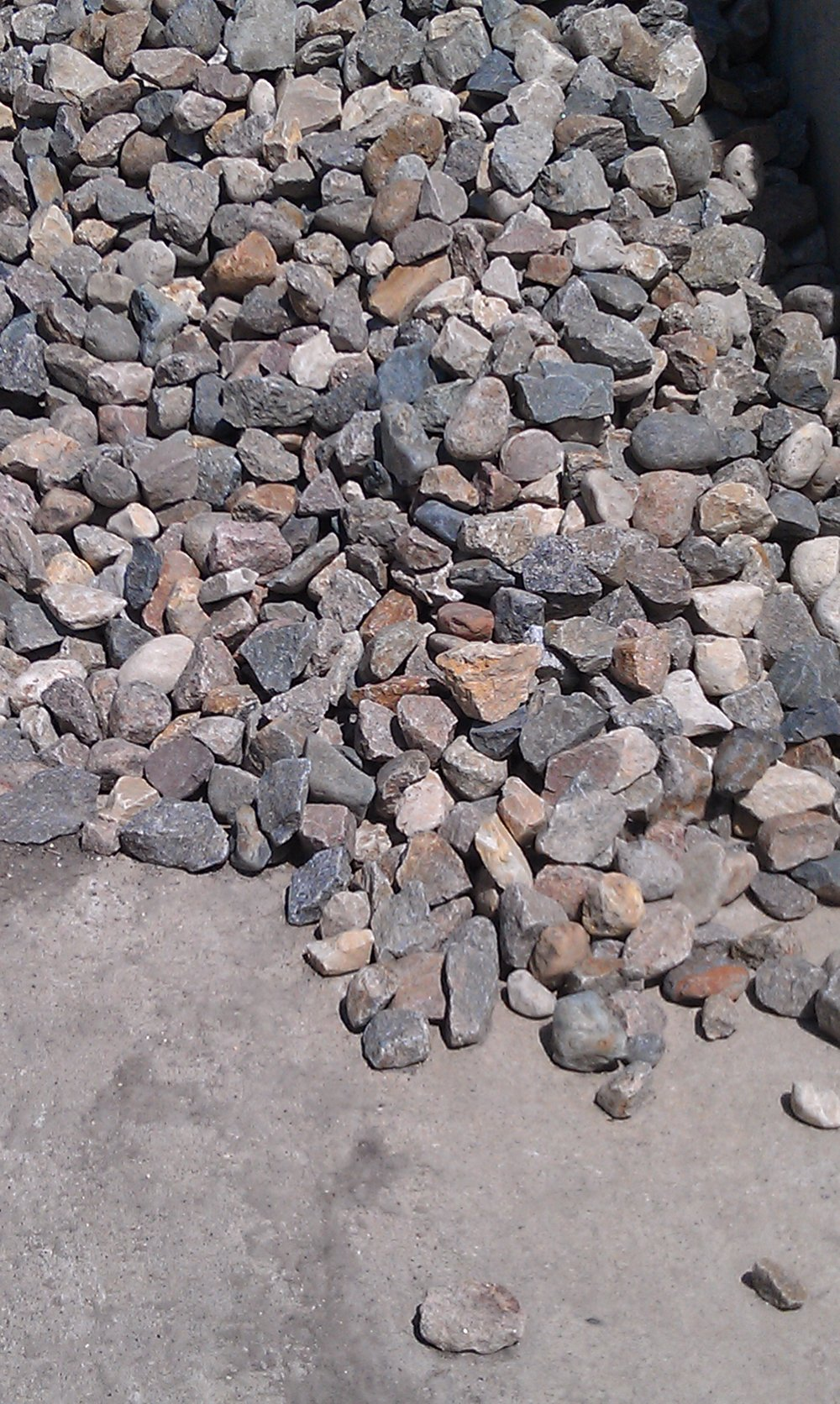 landscaping rock -