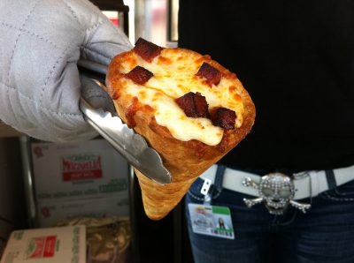 Pizza Cones by Bay News 9