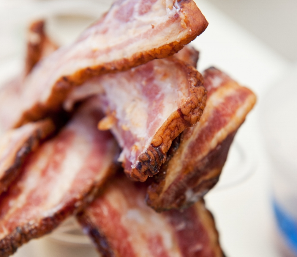 Wise Acre's Signature Bacon