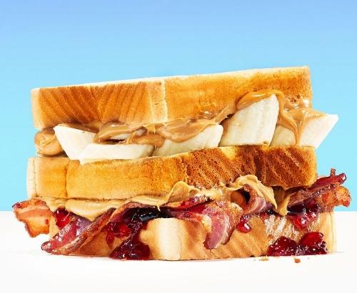 Bacon PBJ by Refinery 29