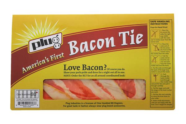 Bacon Tie