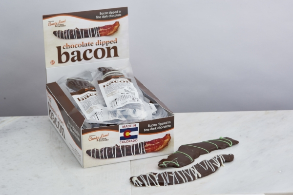 Genesee Candy Land Chocolate-Covered Bacon