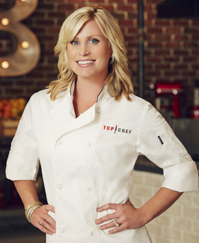 "Keriann Von Raesfeld No stranger to culinary competition, Keriann has competed twice on Bravo's Top Chef and has broken barriers as the first American to win several international competitions. She was also the first woman to win a number of prestigious titles, including ""World's Greatest Young Chef"" at the Hans Bushkens Junior Chefs challenge in Dubai in 2008. She founded the catering company Exposed Gastronomy in 2010."