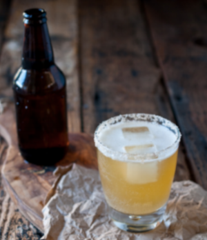 The Golden Ale Beer Cocktail