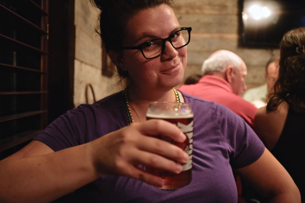Shana Solarte   Shana Solarte is an Advanced Cicerone™ and Content Manager at the Cicerone® Certification Program. She has also worked with Chicago's Dovetail Brewery since opening day, where she bartends and leads tours. Her love of beer and food pairing is a natural fit for the Bacon & Beer Classic, where you'll probably find her looking for the smokiest of all the snacks.