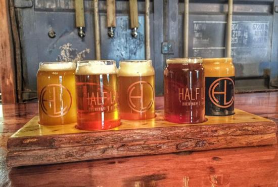 photograph: Half Lion Brewing Co.