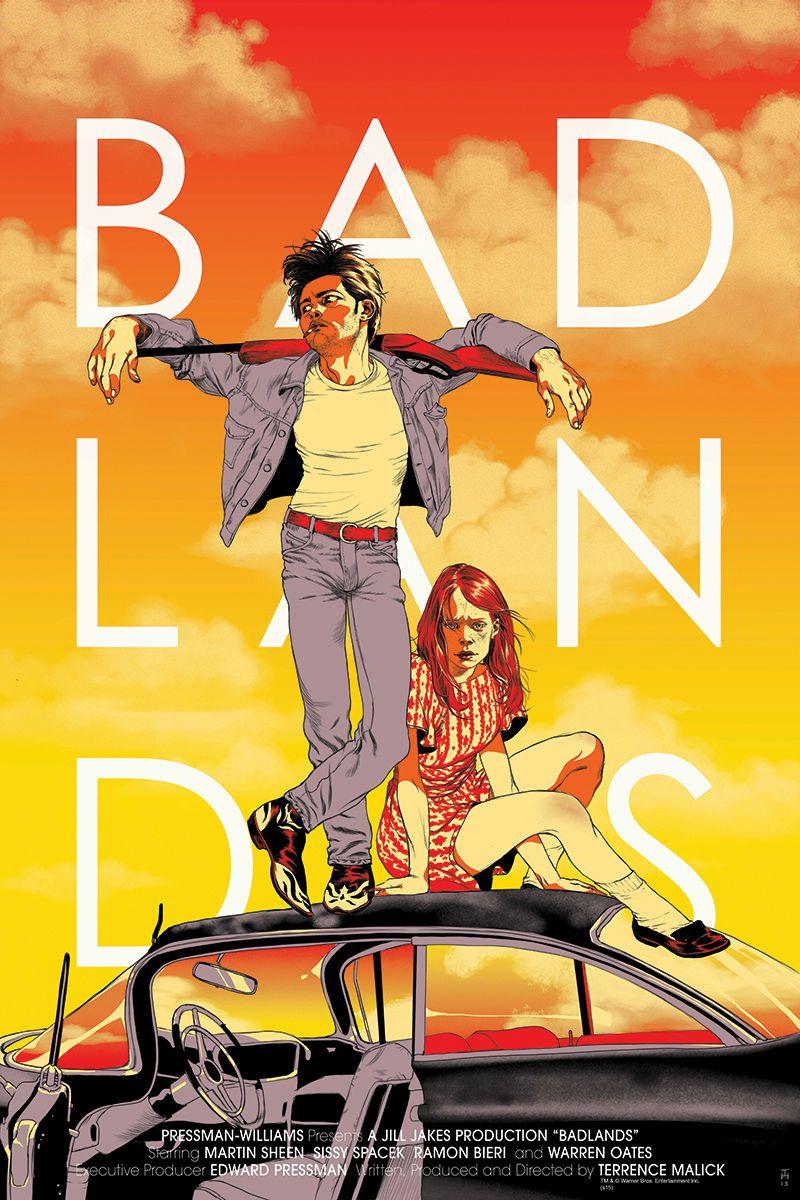 Tomer Hanuka  'Badlands'.
