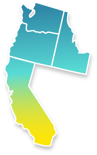We have expanded our service are to cover all parts of Oregon, Washington, Idaho, and Northern California.