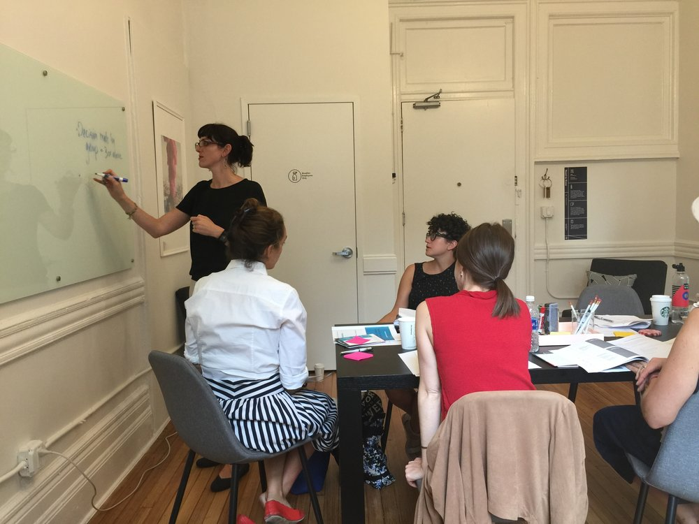 Meeteor Workshop in New York City, 2017