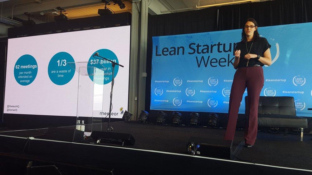 Lean StartUp Week, 2016