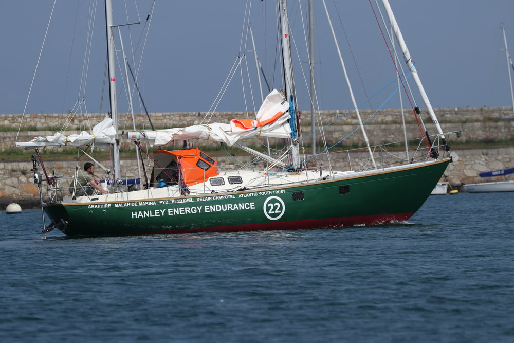 Gregor on Boat 2 - Credit Gregor McGuckin Empowered by Hanley Energy.JPG