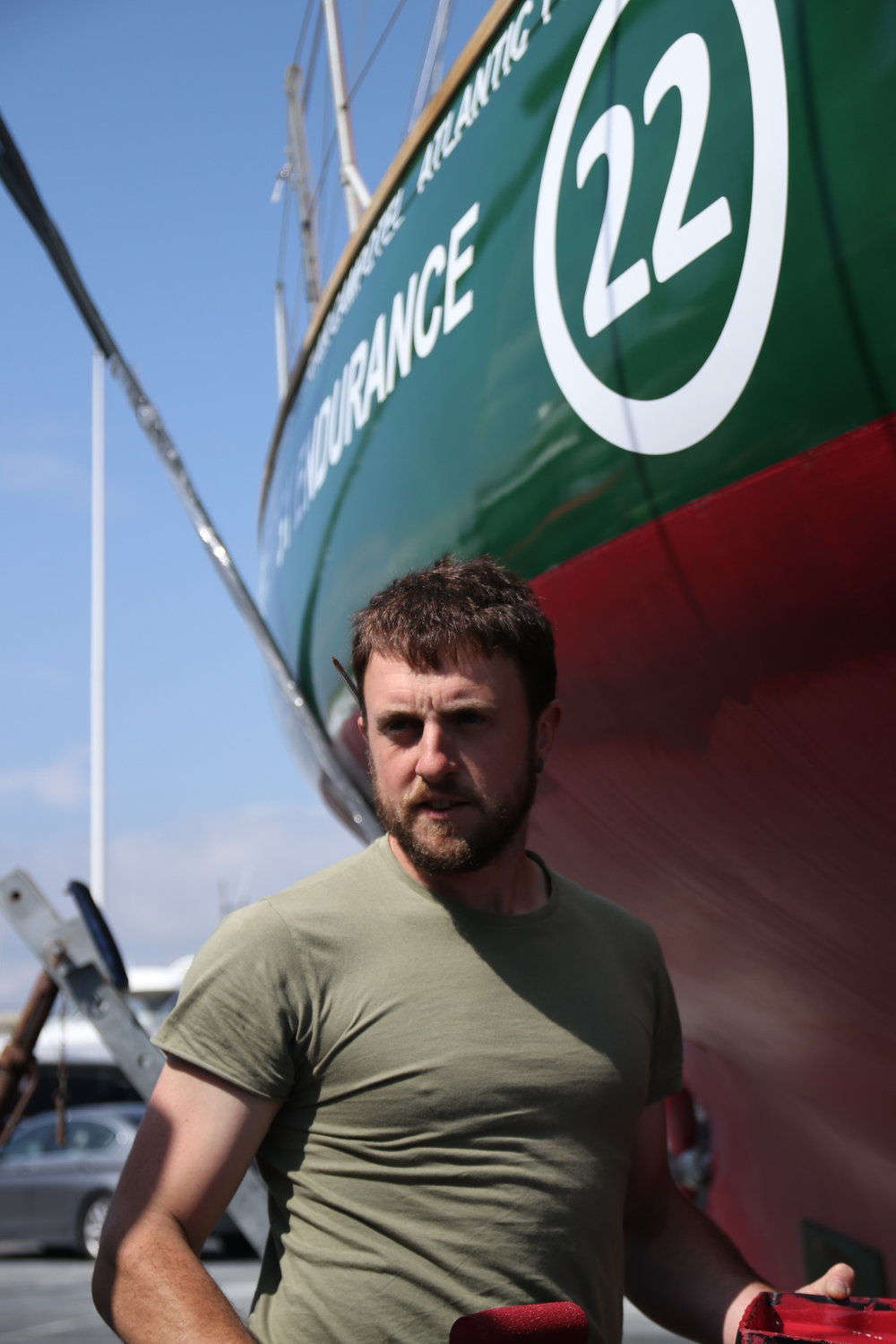 Gregor and Boat - Credit Gregor McGuckin Empowered by Hanley Energy.JPG
