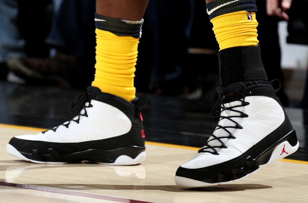 Lance Stephenson, Air Jordan IX (Space Jam)