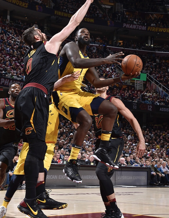 Honorable Mention: Lance Stephenson, Air Jordan XIII (Playoff)