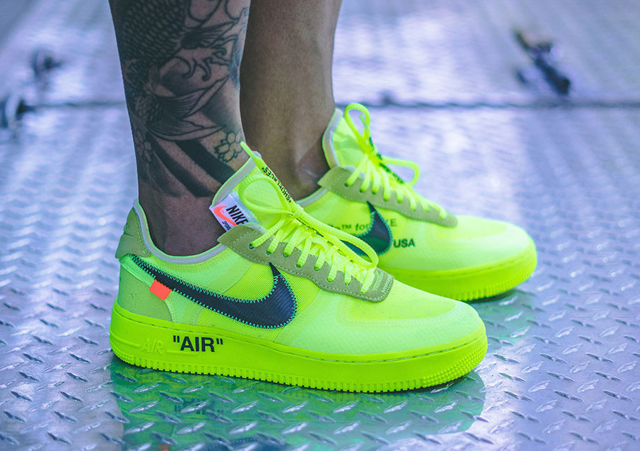 pretty nice 32f06 39064 Off-White-Nike-Air-Force-1-Low-Volt.