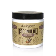 LAVENDER & ALMOND COCONUT OIL BODY CREAM