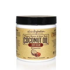 POMEGRANATE COCONUT OIL BODY CREAM