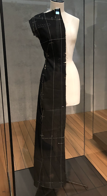 Toile Dress form