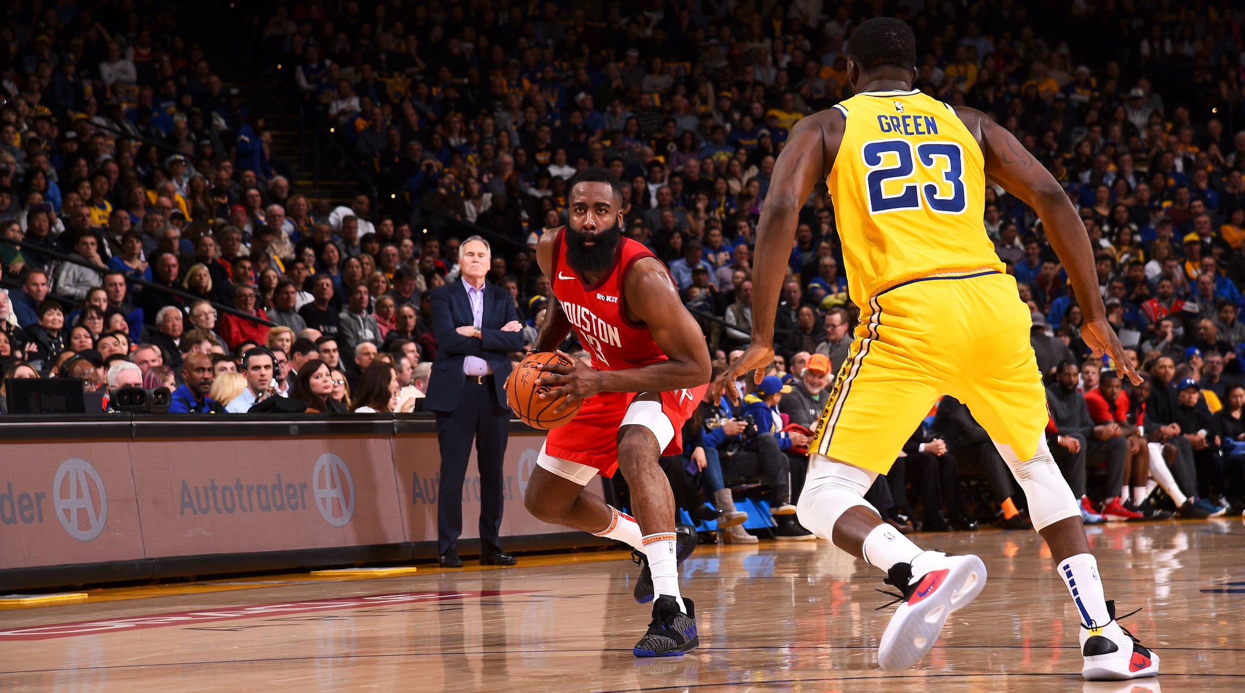 fe84de17a64 2019 NBA Western Conference Semifinals Preview  Golden State Warriors vs.  Houston Rockets
