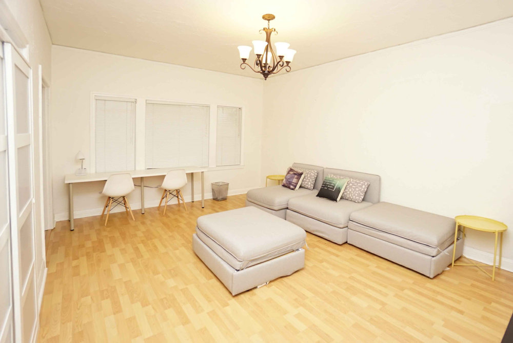 Copy of Optional Layout: Living Room No Bed