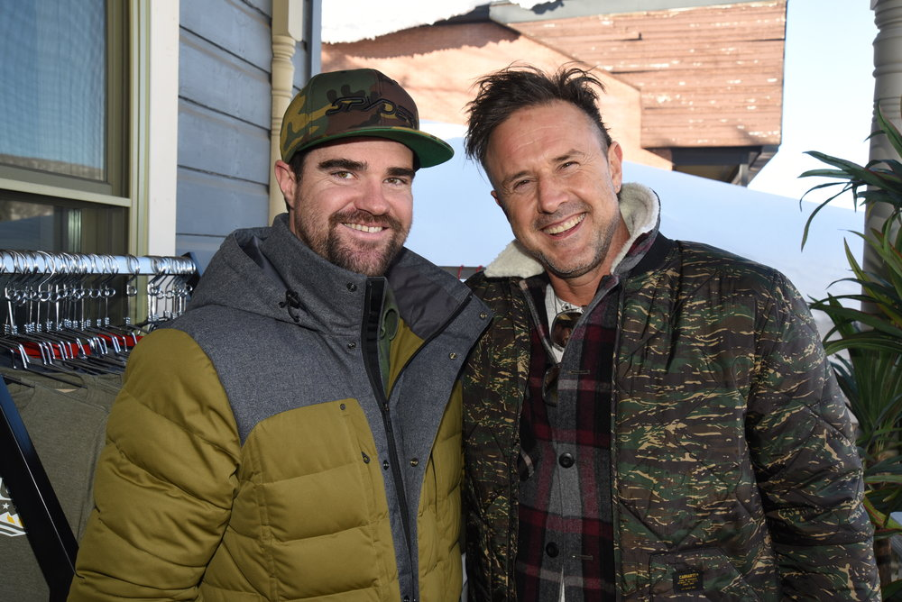 David Arquette with Spyder.JPG