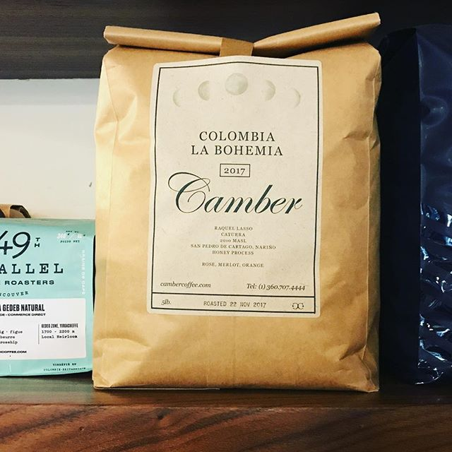 Delighted to represent @cambercoffee in the grinders and on the shelves of Royal Drummer. Thrillist lists Camber Coffee as one among the nation's 21 best coffee roasters. https://www.thrillist.com/drink/nation/the-21-best-coffee-roasters-in-the-country