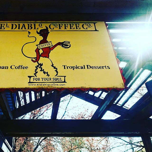 The future is looking bright for our sister cafe, El Diablo Coffee Co. In under 48 hours they've raised over 10% of their total funding ask. Please visit the GoFundMe campaign to learn about how you can help keep the cafe a part of the Queen Anne community: GoFundMe.com/el-diablo-coffee-co