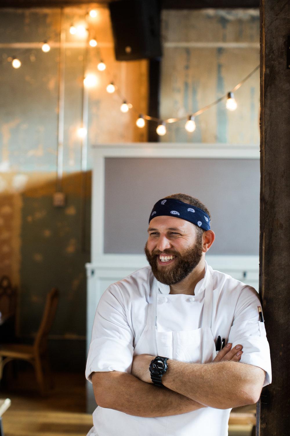 Mike Iorio Head Chef, Jersey City