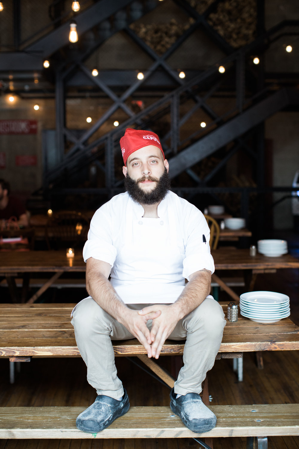 Steven Spinelli Pizzaiolo, Jersey City