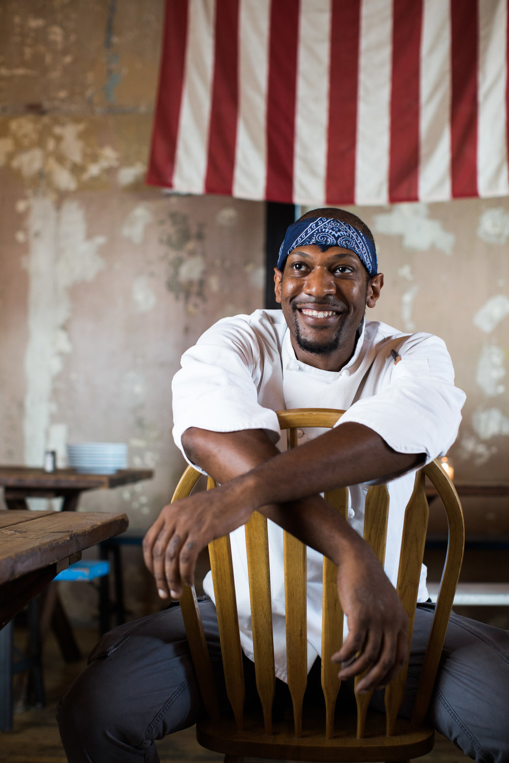 Claude Lewis Sous Chef, Jersey City