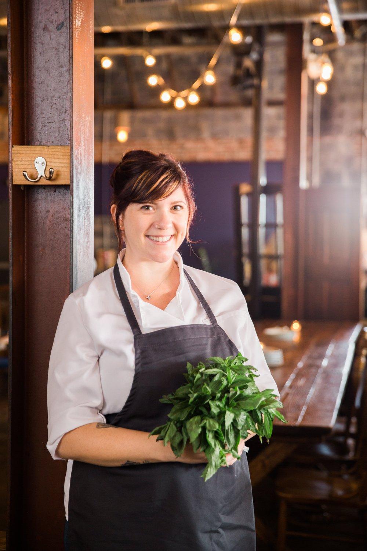 Olivia Wyant Head Chef, Asbury Park