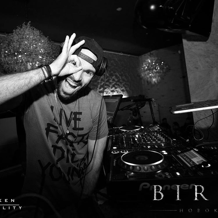 DJ CREAM    FRIDAY APRIL 6 • 11:30PM - 2AM   Jersey City - Main Floor
