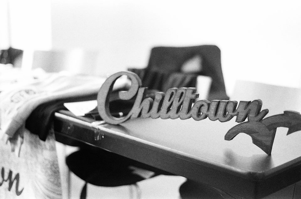 CHILLTOWN COLLECTIVE  FRIDAY APRIL 13 • 9PM - 2AM   Jersey City - Monk Room