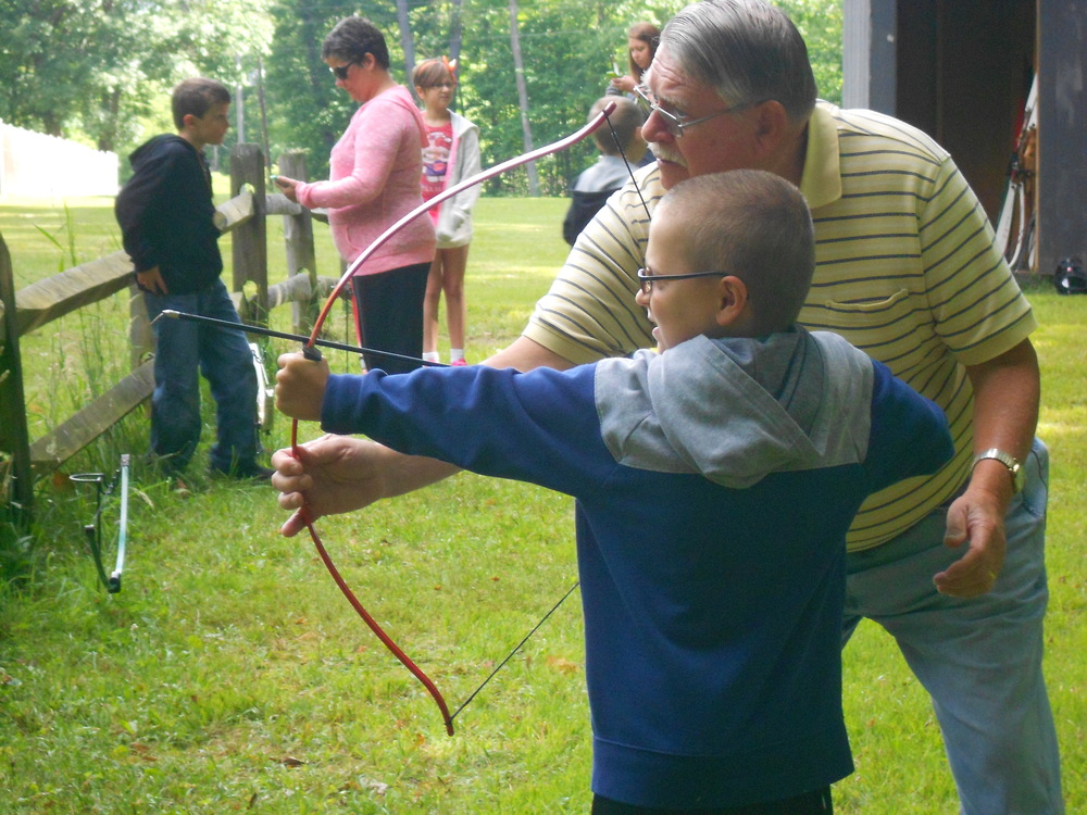 Camp Allegheny Archery