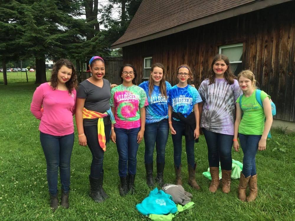 Camp Allegheny Christian Wrangler