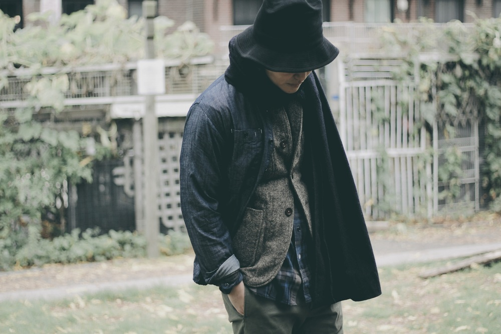 Engineered Garments F/W 15 for Drinkswater's Cambridge -