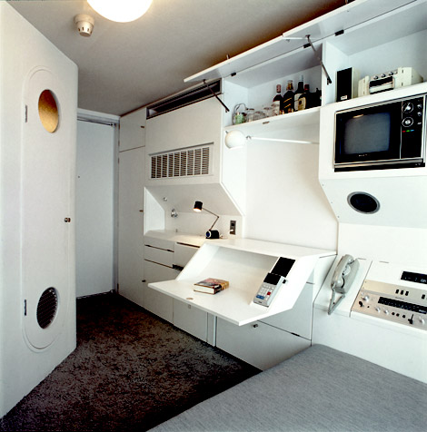 Nakagin Capsule Tower Interior.jpg