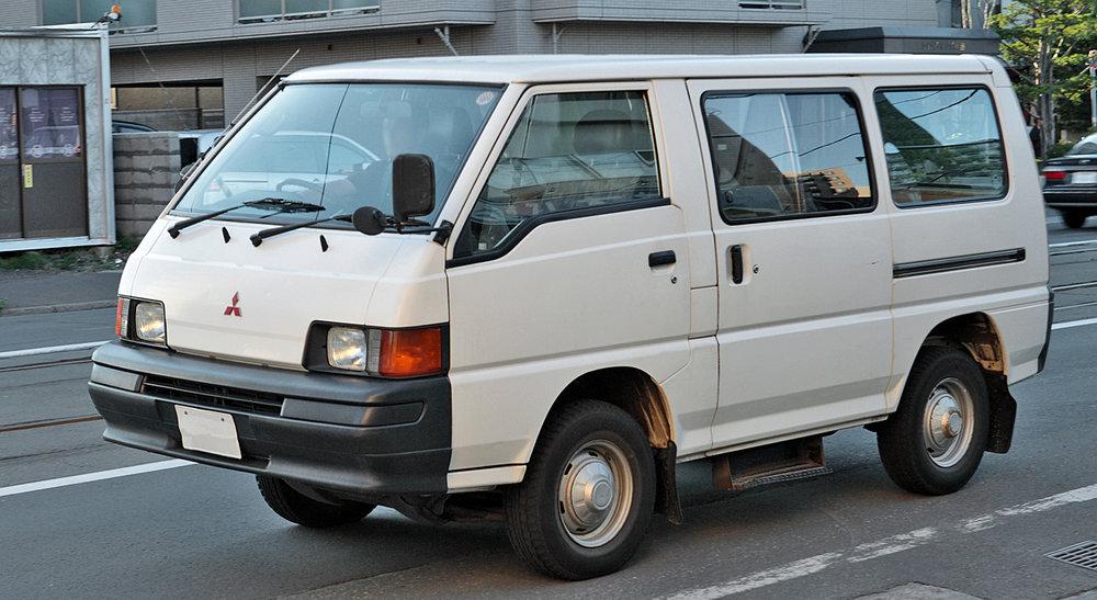Mitsubishi Delica Van.JPG
