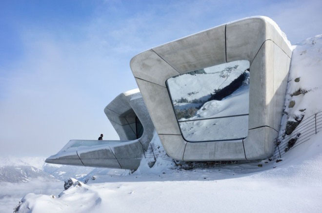 Zaha Hadid Messner Mountain Museum.JPG