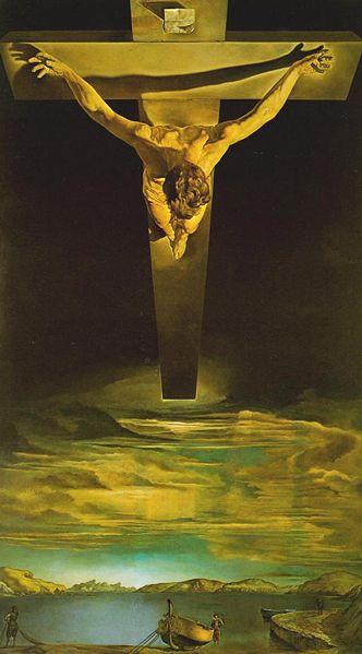 Christ Saint John of the Cross Salvador Dali.jpg