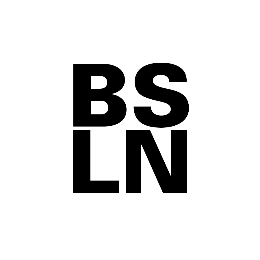 Logo design for BSLN Music collective