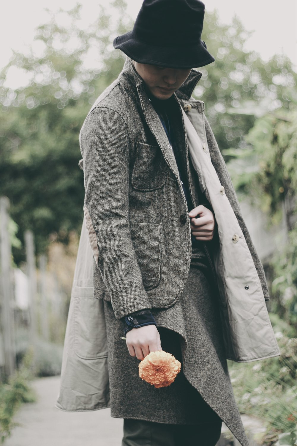 Engineered Garments 'Botanica' F/W14