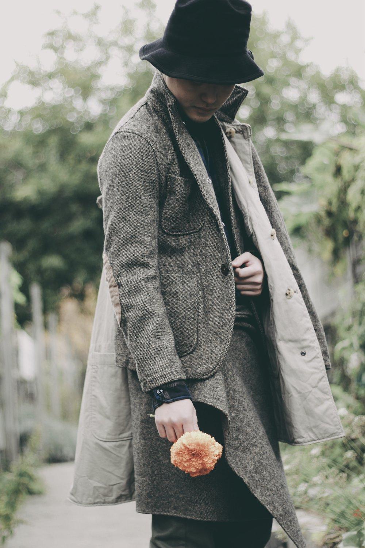 Engineered Garments 'Botanica' F/W14