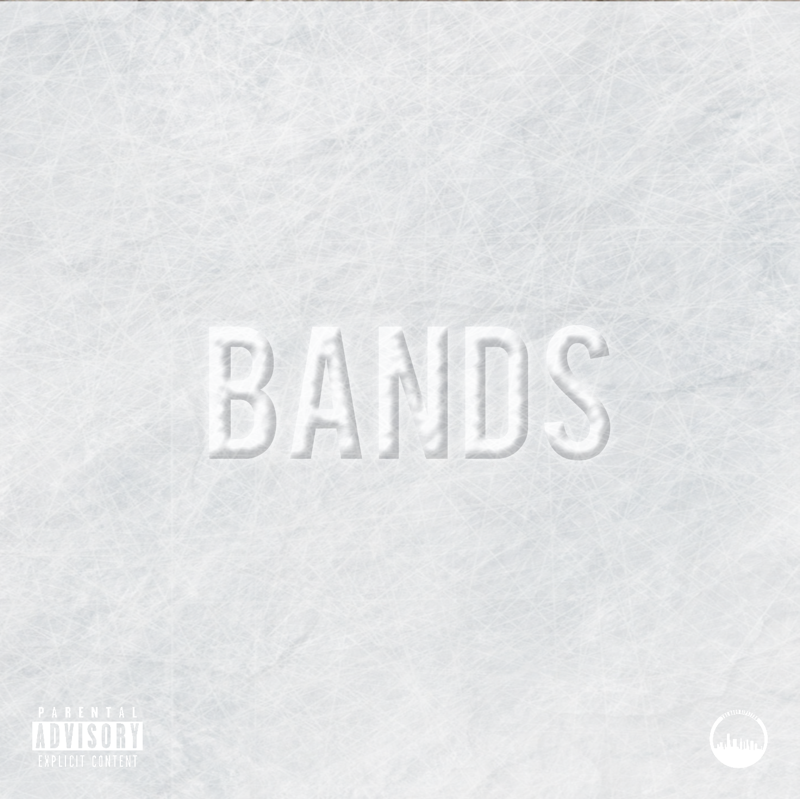 'Bands' Single Cover for Basement