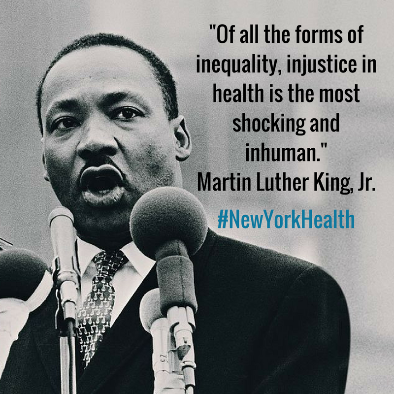 -Of all the forms of inequality, injustice in health is the most shocking and inhuman.-Martin Luther King, Jr..png