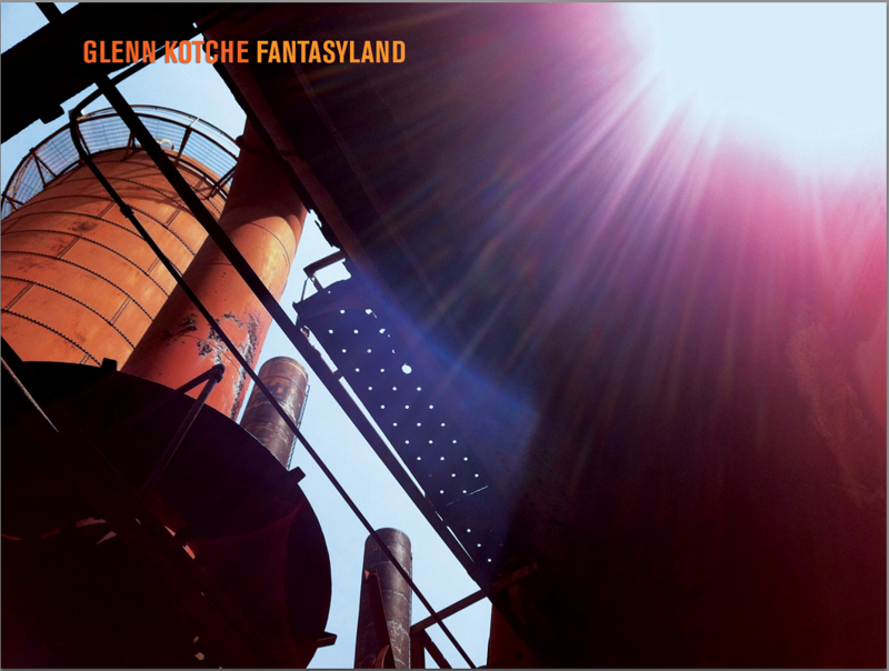 Fantasyland    By Glenn Kotche  June 24, 2014 on Cantaloupe Music