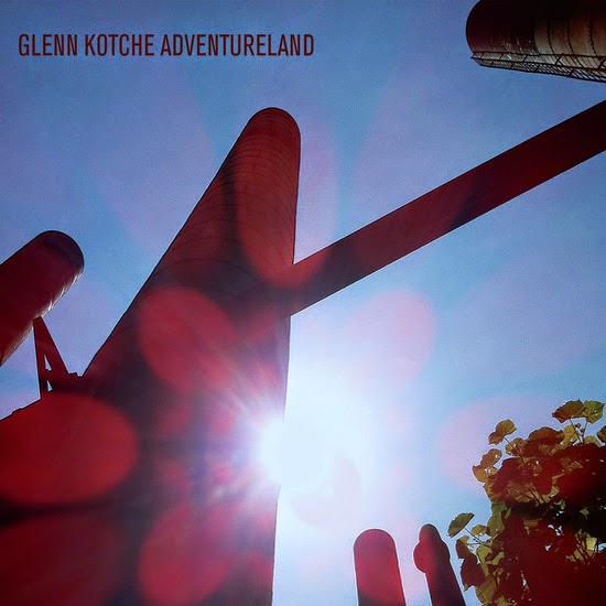 Adventureland By Glenn Kotche March 25, 2014 on Cantaloupe Music