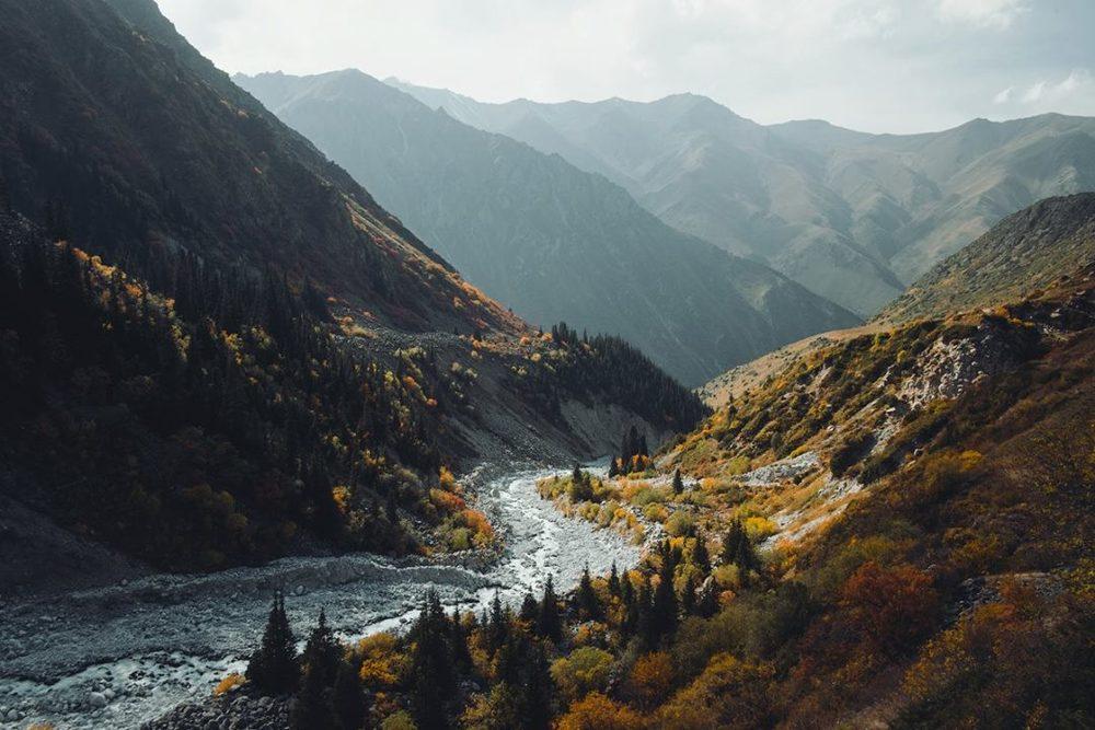 Ak-Sai River