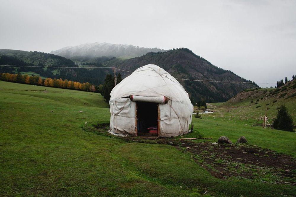 A Yurt