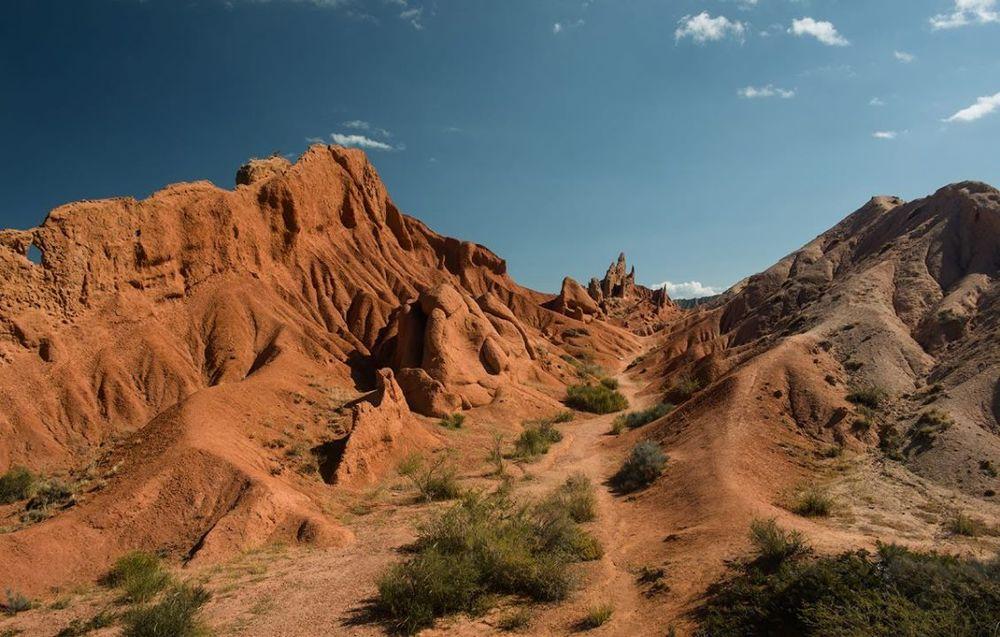 'Skazka' (Faity Tale) Canyon